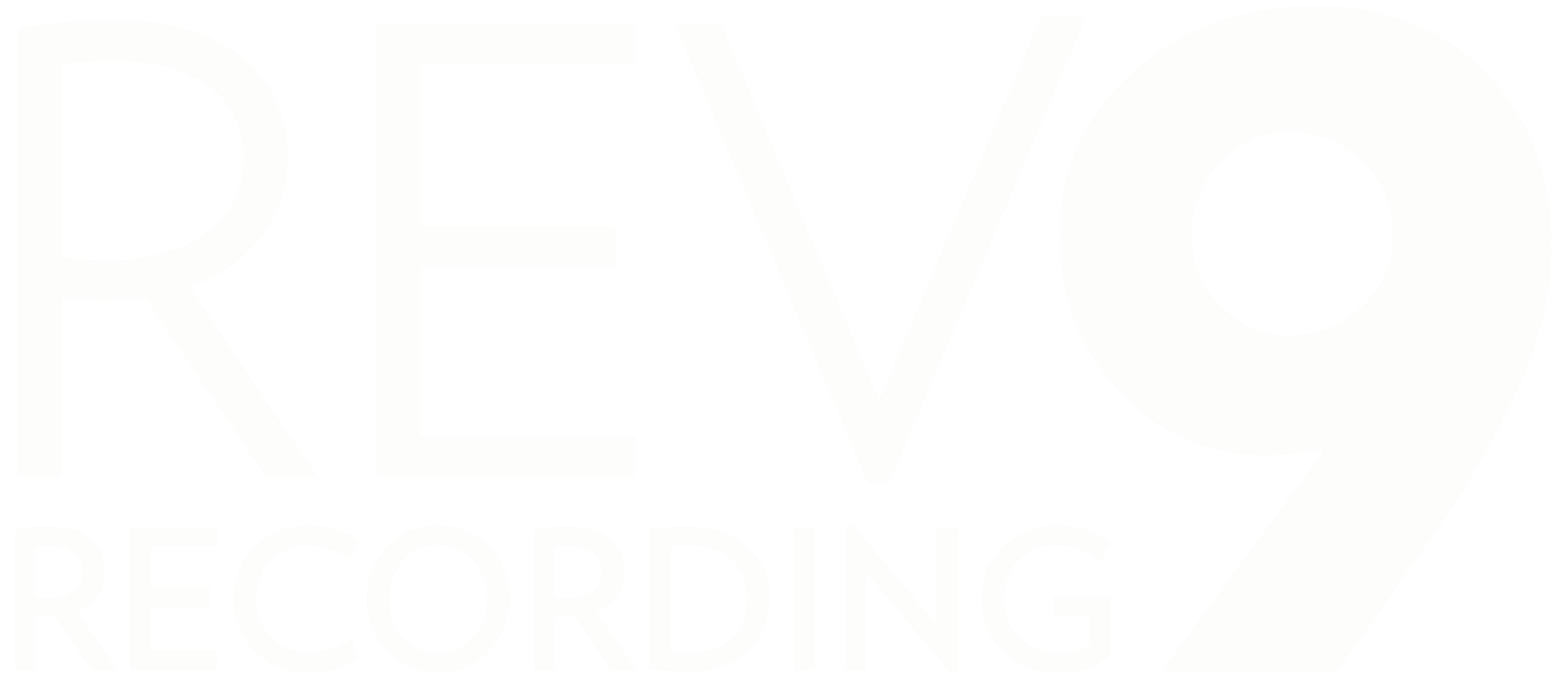 Rev 9 Recording Logo